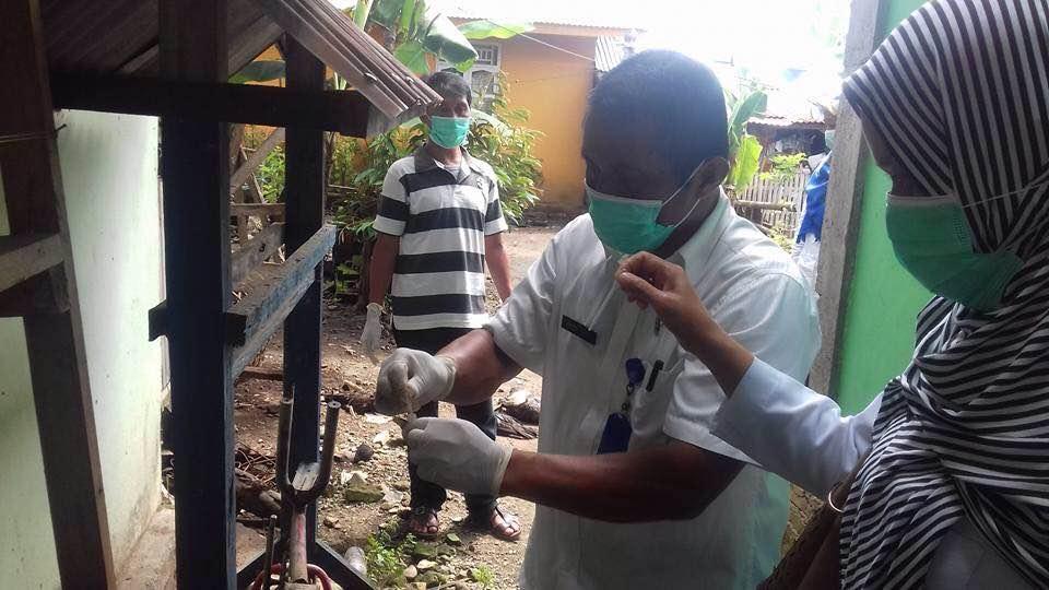 Kotamobagu Masih Bebas Flu Burung Berita Daerah Berita Kotamobagu