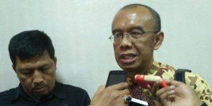 Deputi IV Bidang Peningkatan Prestasi Olahraga, Gatot S Dewa Broto.