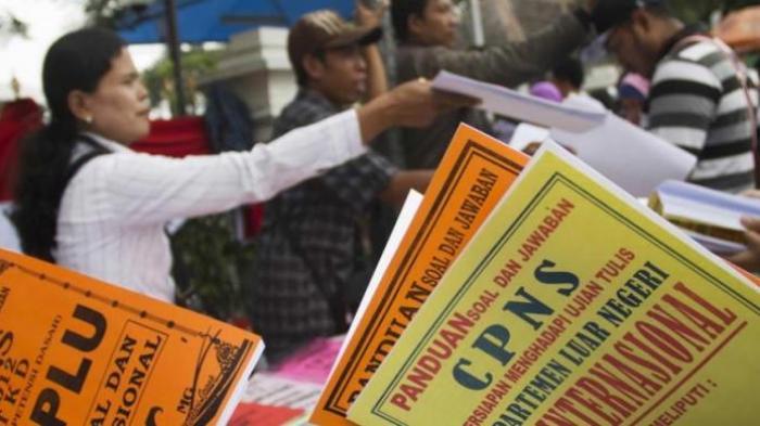 Tiga Hari Lagi Pendaftaran CPNS Ditutup, Pendaftar di Bolmong Capai 1.200 Orang Berita Bolmong