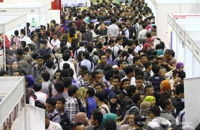 Bolmong Koleksi Ribuan Pengangguran Berita Bolmong Berita Ekonomi