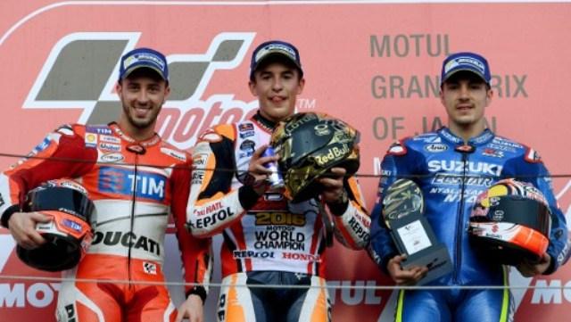 Marquez Layak Juara Dunia Berita Olahraga