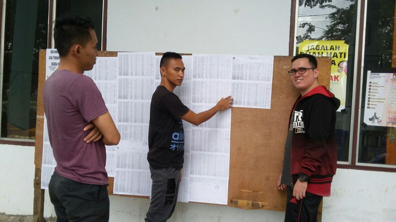 202 PPS Umumkan DPS Bolmong Berita Bolmong