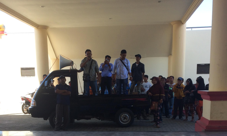 Warga Poigar Protes Penyayatan Lahan HGU Berita Bolmong