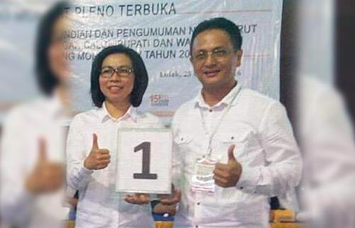 KPU Segera Tetapkan Yasti-Yanny Pemenang Pilkada Berita Bolmong Berita Daerah