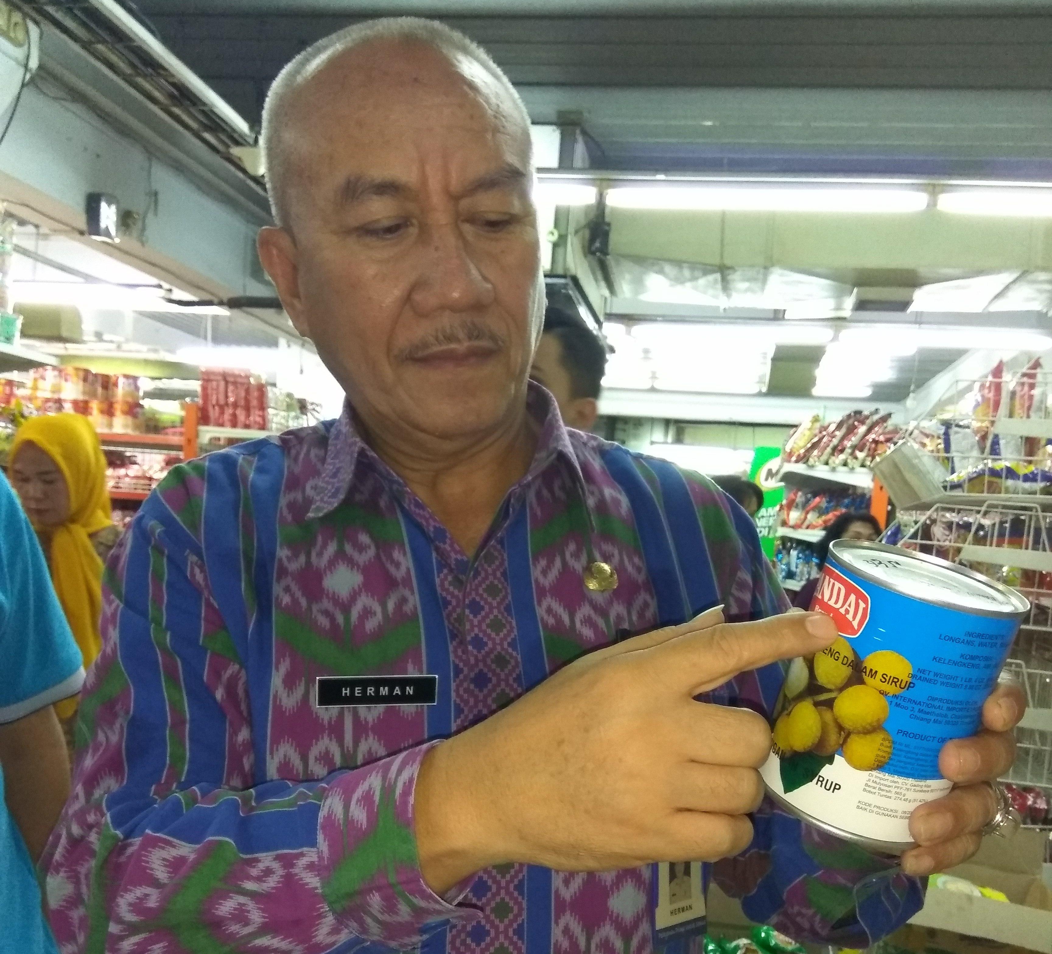 Resahkan Warga, Pemkot Kotamobagu Segera Periksa Ikan Kaleng Bercacing Berita Daerah Berita Kotamobagu