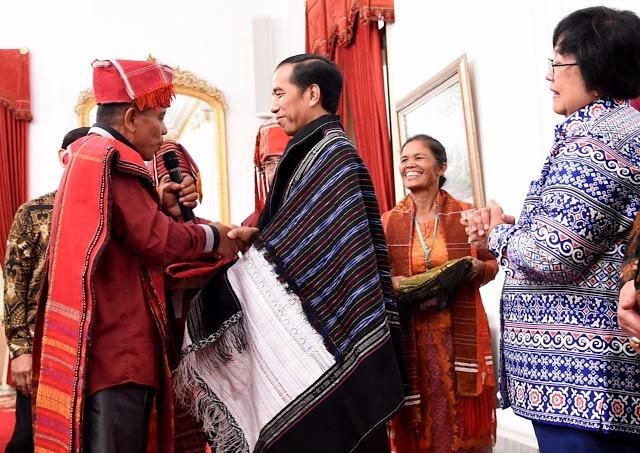 Negara akhirnya mengakui hak masyarakat adat dalam pengelolaan hutan Berita Nasional