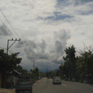 Lafaz Allah di Langit Pobundayan Berita Daerah Berita Kotamobagu