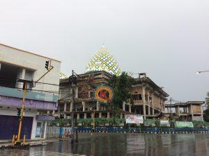 Kelanjutan pembangunan Masjid Raya Baitul Makmur menjadi salah satu prioritas Pemkot Kotamobagu di tahun anggaran ini.