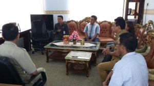 KPU- Pemkot Bahas Hibah Pilwako Berita Daerah Berita Kotamobagu