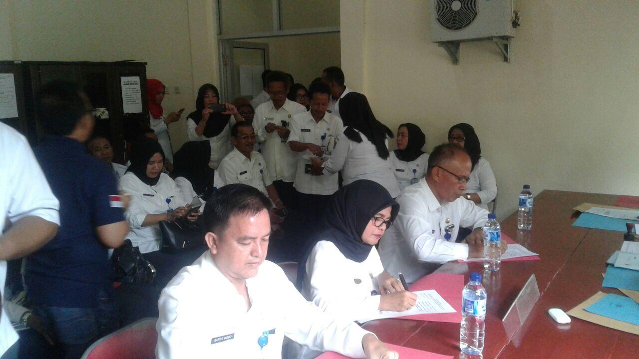 Pejabat Kotamobagu Dominasi Seleksi Sekda Berita Bolmong Berita Daerah
