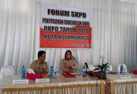 Pemkot KK Gelar Forum SKPD Penyusunan RKPD Tahun 2018 Advertorial