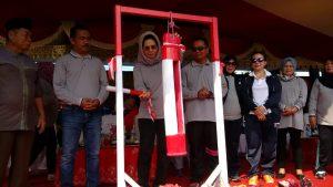 Walikota mencanangkan Kampung Berlian di Kelurahan Motoboi Kecil