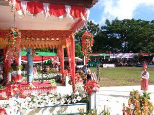 Walikota Tatong Bara jadi irup HUT Kotamobagu