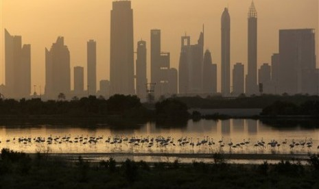 Di Dubai Menu Iftar Berupa Wifi Gratis Uncategorized
