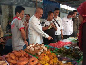 Pemkot Sidak di Pasar Ramadan Berita Daerah Berita Kotamobagu