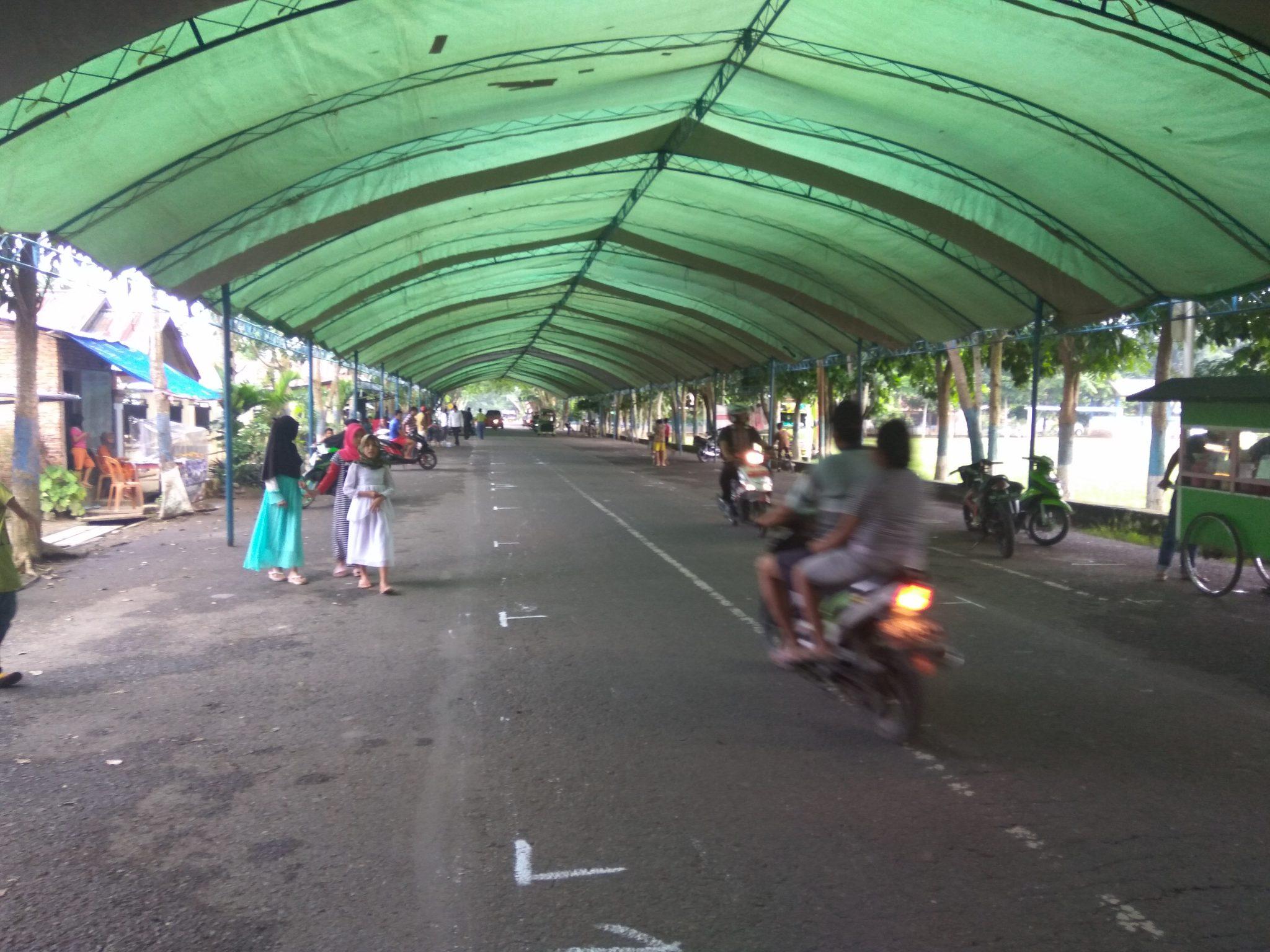 Pedagang Mulai Daftar di Pasar Senggol Poyowa Kecil Berita Daerah Berita Kotamobagu