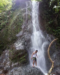 Air TerjunMolimpungan, Berkah yang Tak Digarap Berita Daerah Berita Kotamobagu