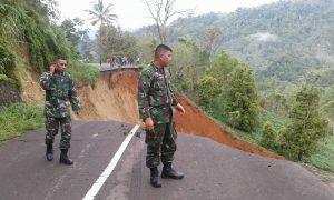 Jalan Amblas, Jalur Tobongon- Badaro Putus Total Berita Boltim Berita Daerah