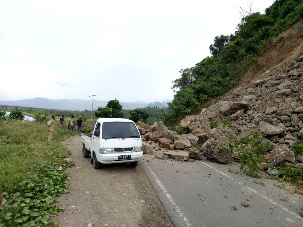 BPBD Boltim Sebut 14 Desa Ini Rawan Banjir dan Longsor Berita Boltim