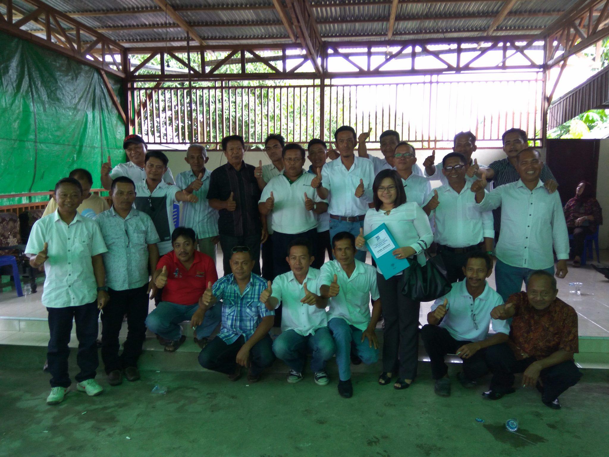 27 Ketua Ranting PAN Dukung Tatong Berita Politik Uncategorized