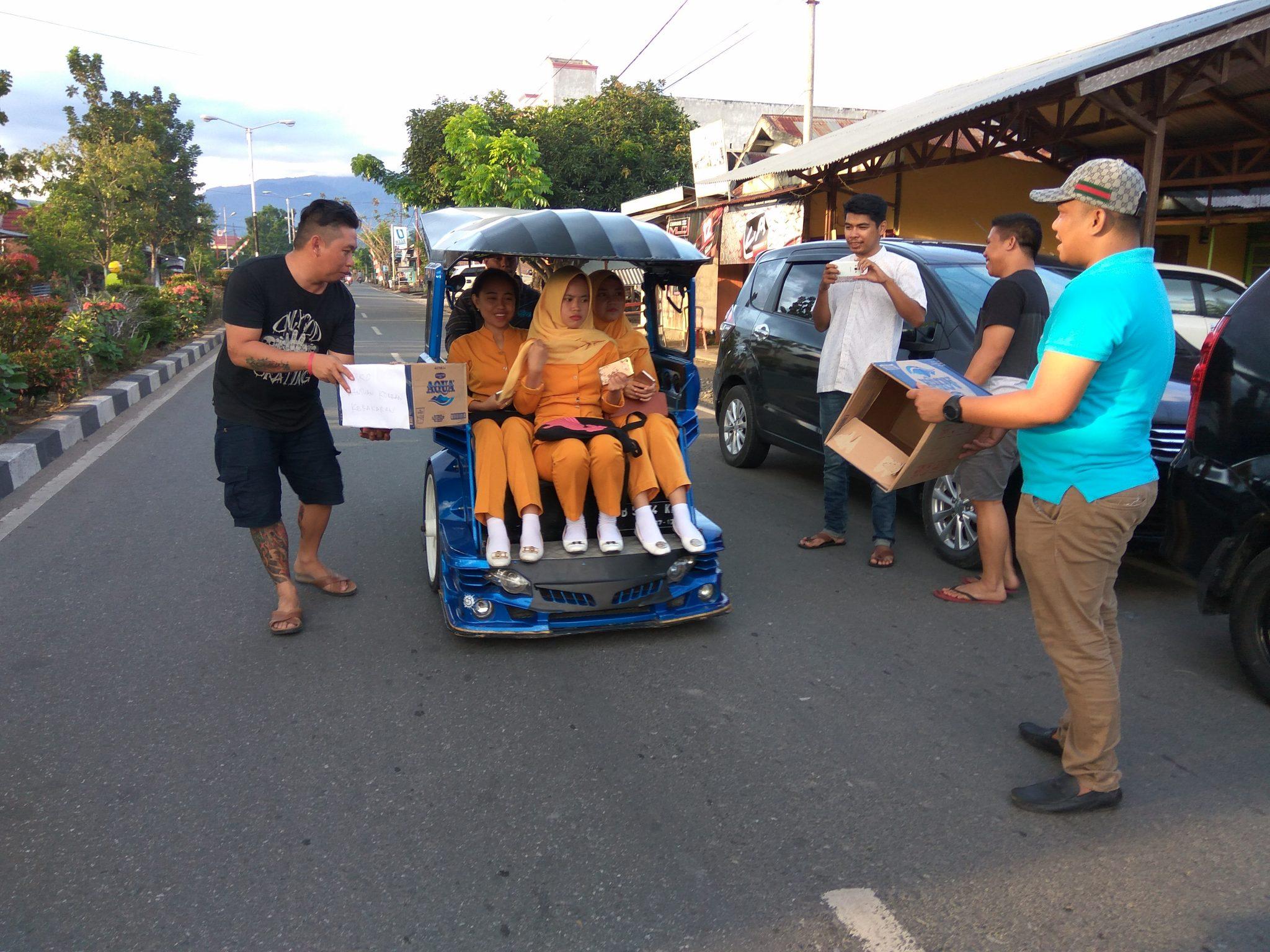 Komunitas Wartawan Jarod Peduli Korban Kebakaran Gogagoman Berita Daerah Berita Kotamobagu