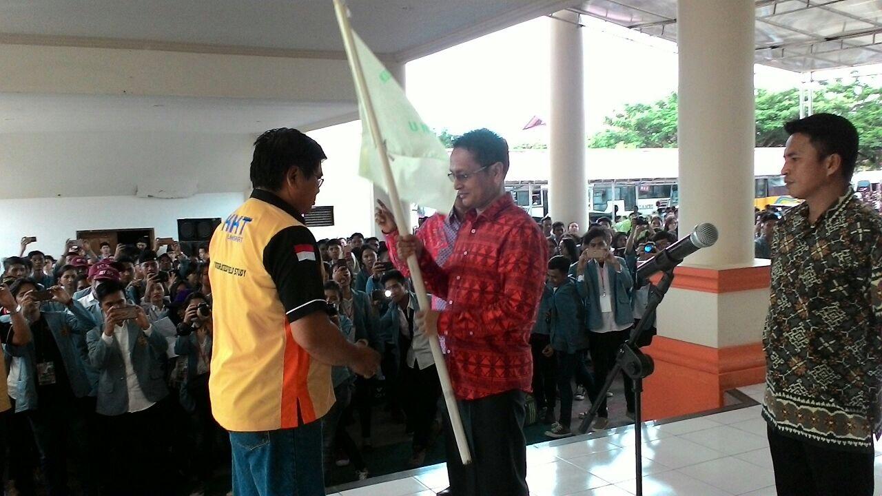 Pemkab Terima 1281 Mahasiswa KKN Unsrat Berita Bolmong Berita Daerah