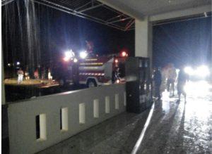 Kantor Bupati Bolsel Terbakar Berita Hukum