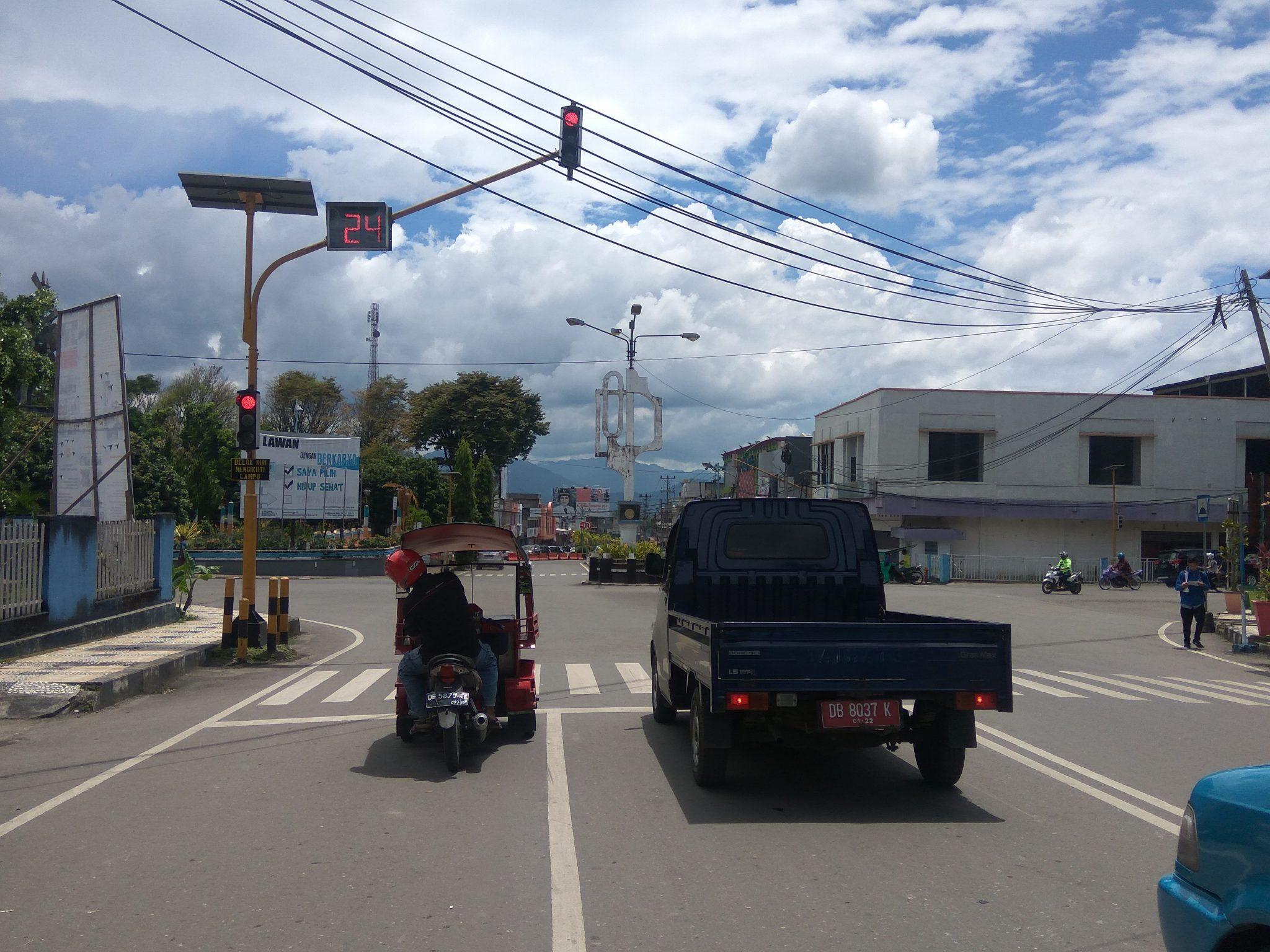 Pemkot Akan Bantu Polisi Disiplinkan Pengendara   Berita Daerah Berita Kotamobagu
