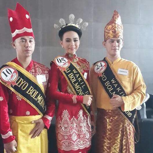 Bolmong Utus Tiga Peserta di Ajang Nyong Noni Sulut