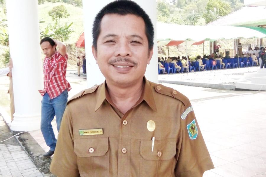 Pembayaran Gaji Cleaning Service di Kantor Pemkab Bolmong Lambat Berita Bolmong Berita Daerah
