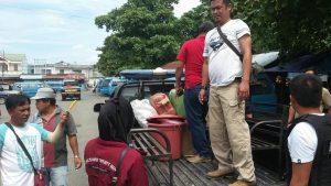 Tim Bogani Sita Ratusan Liter Cap Tikus di Terminal Serasi Berita Hukum