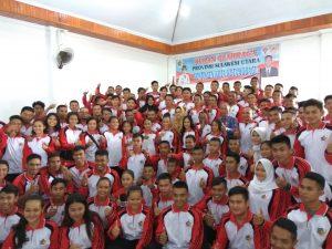 Walikota Lepas 140 Atlet Kotamobagu ke Porprov Berita Daerah Berita Kotamobagu