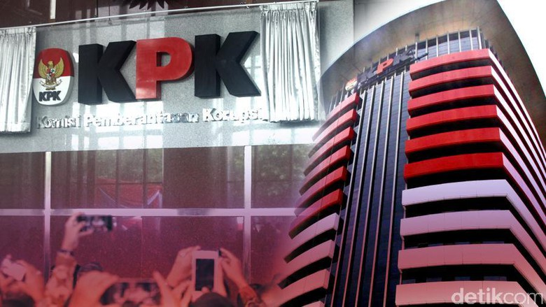 Nasional  tersangka Pilkada KPK