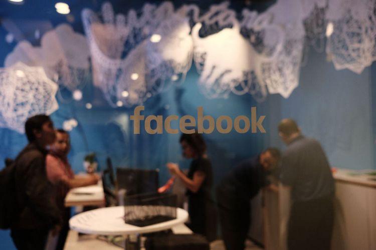 Password Facebook Bakal Gunakan Wajah Berita Nasional