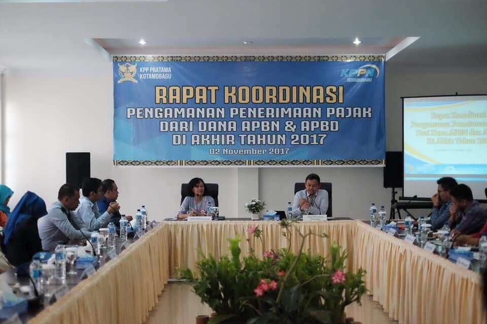 KPP Pratama Gelar Rakor Pengamanan Penerimaan Pajak   Berita Ekonomi