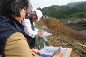 Didampingi Yasti, Menteri PUPR: 2019 Waduk Pindol Selesai Berita Bolmong Berita Daerah