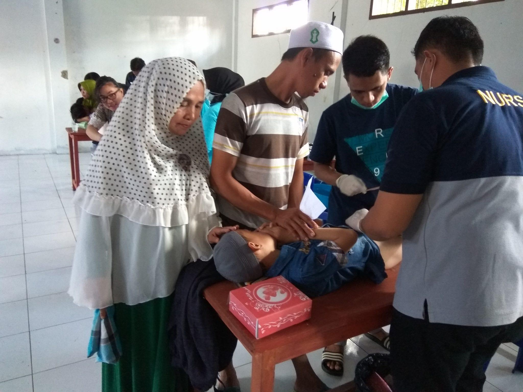 Daerah Kotamobagu  Sunatan Massal Progra Kesehatan Pengobatan Gratis Pemkot Kotamobagu Dinas Kesehatan