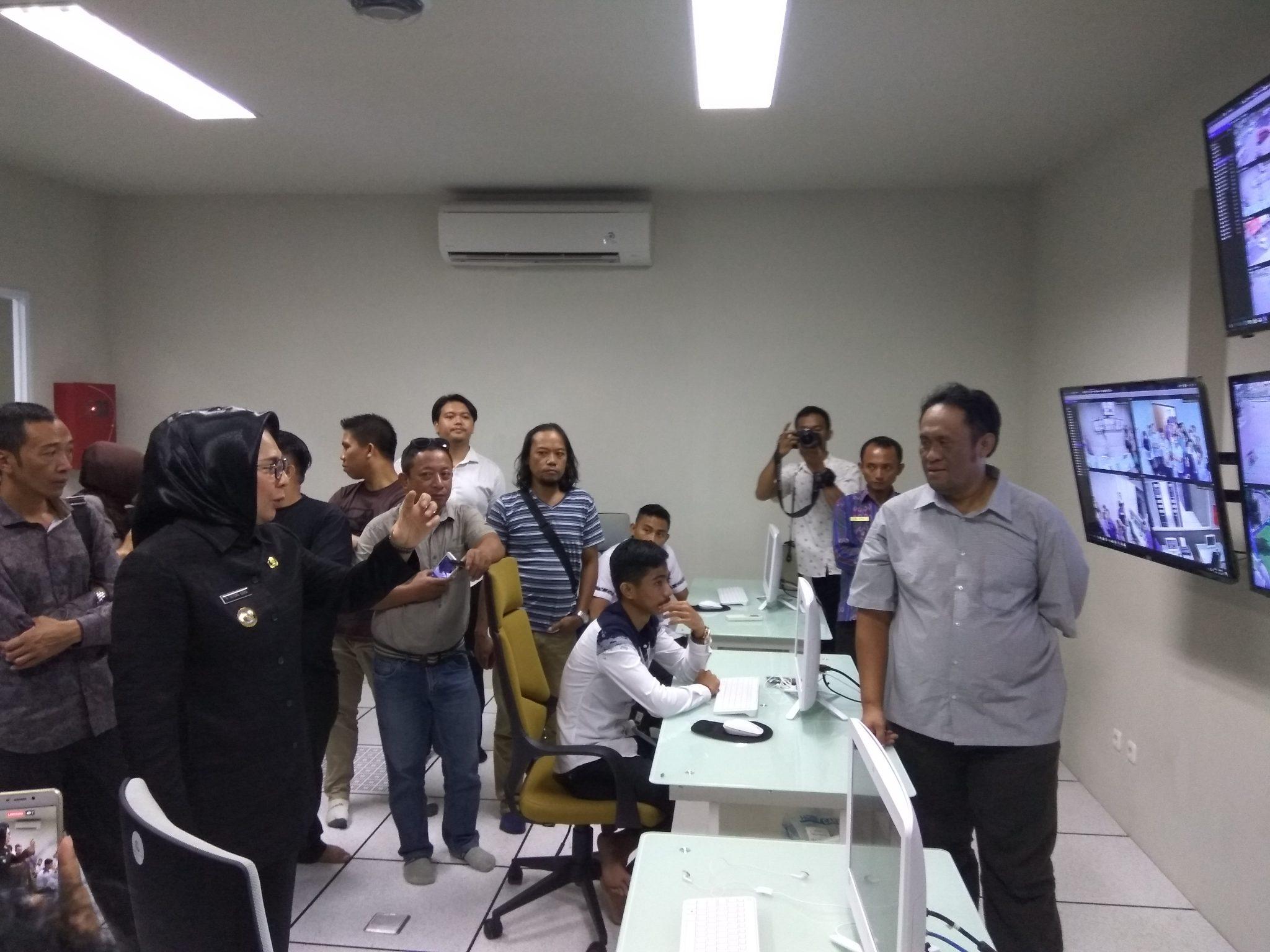 80 Persen Rampung, Data Center Kotamobagu Segera Diresmikan Berita Daerah Berita Kotamobagu