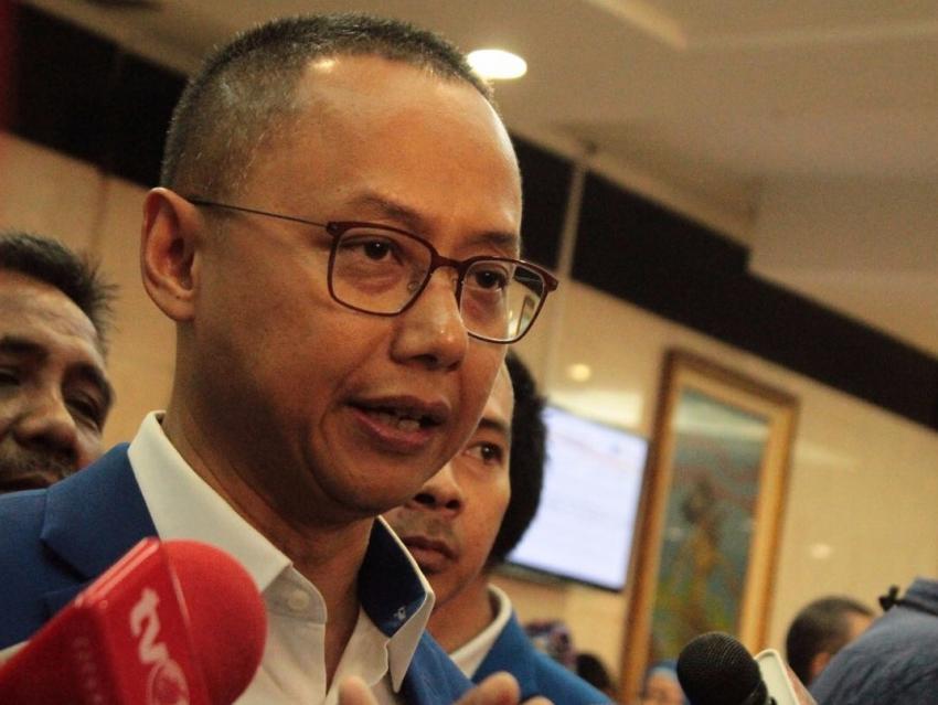 Politik  Tatong Bara- Nayodo Koerniawan SK PAN Pilkada Kotamobagu Eddy Soeprano DPP PAN