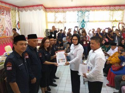 Serahkan Berkas, Tatong-Nayodo Resmi Mendaftar di KPU Berita Politik