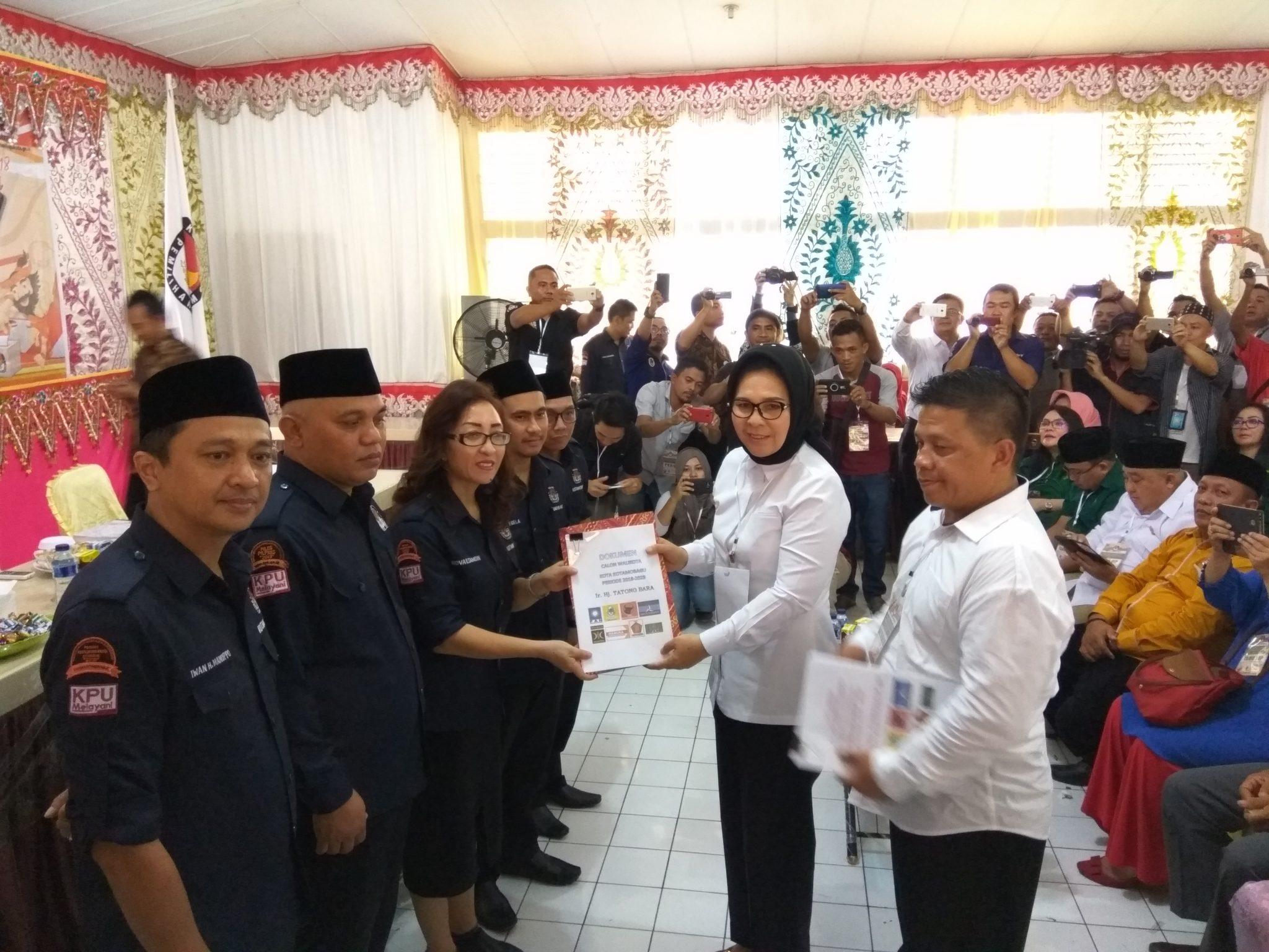 Hari Ini KPU Tentukan 'Nasib' TBNK dan JaDi-Jo Berita Politik