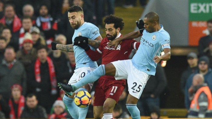 Olahraga  Liverpool vs Manchester City Liga Inggris Klasemen Liga Inggris Hasil Pertandingan