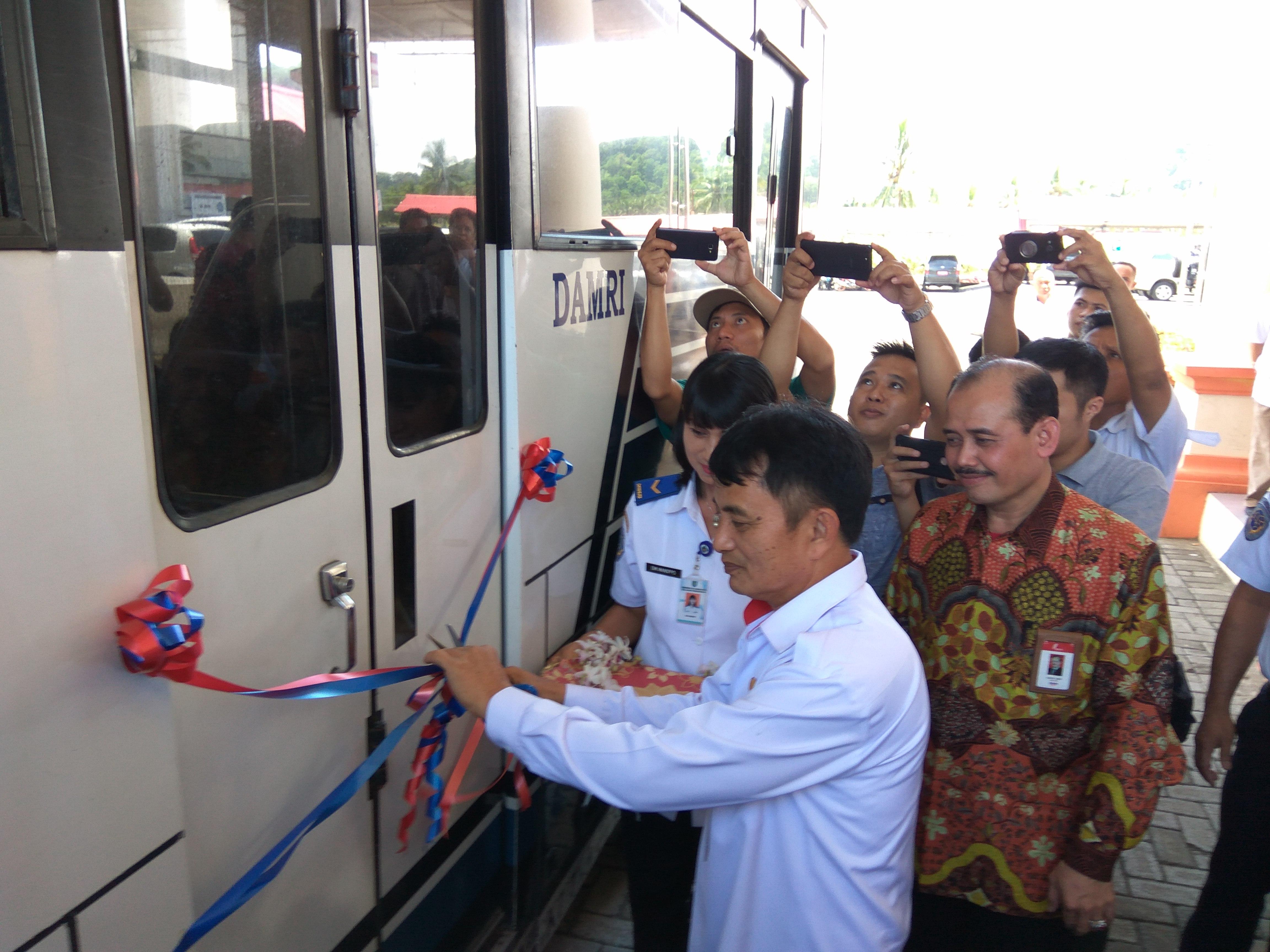 Armada Perintis Jalur Lolak-Ratahan Beroperasi Berita Bolmong Berita Daerah