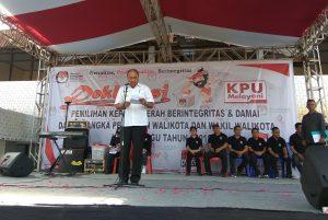 Pjs Walikota Imbau Masyarakat Kawal Pelaksanaan Pilwako Berita Daerah Berita Kotamobagu
