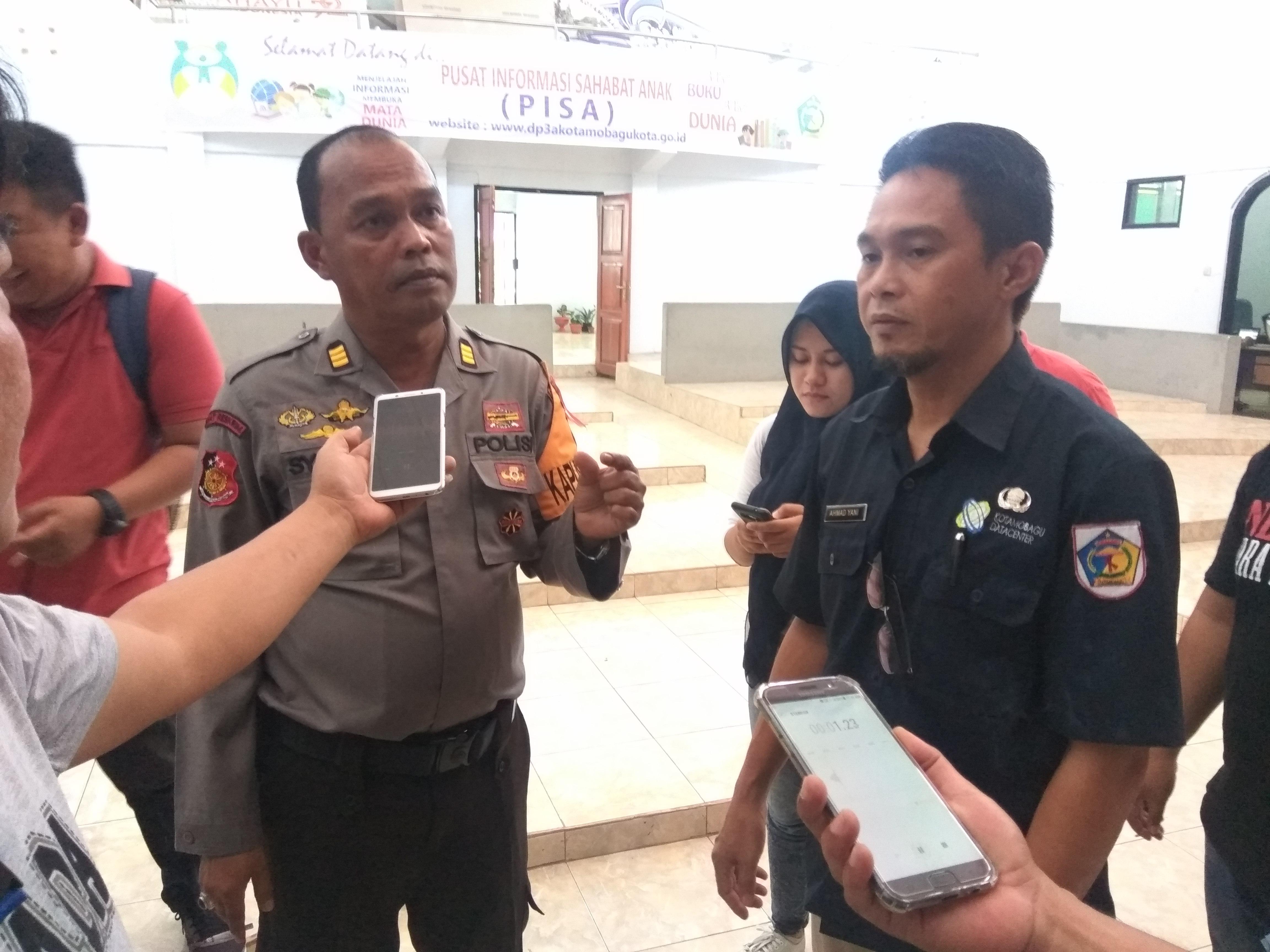 Diskominfo Kotamobagu Mulai Lacak Pengguna Akun Palsu di Medsos Berita Daerah Berita Kotamobagu