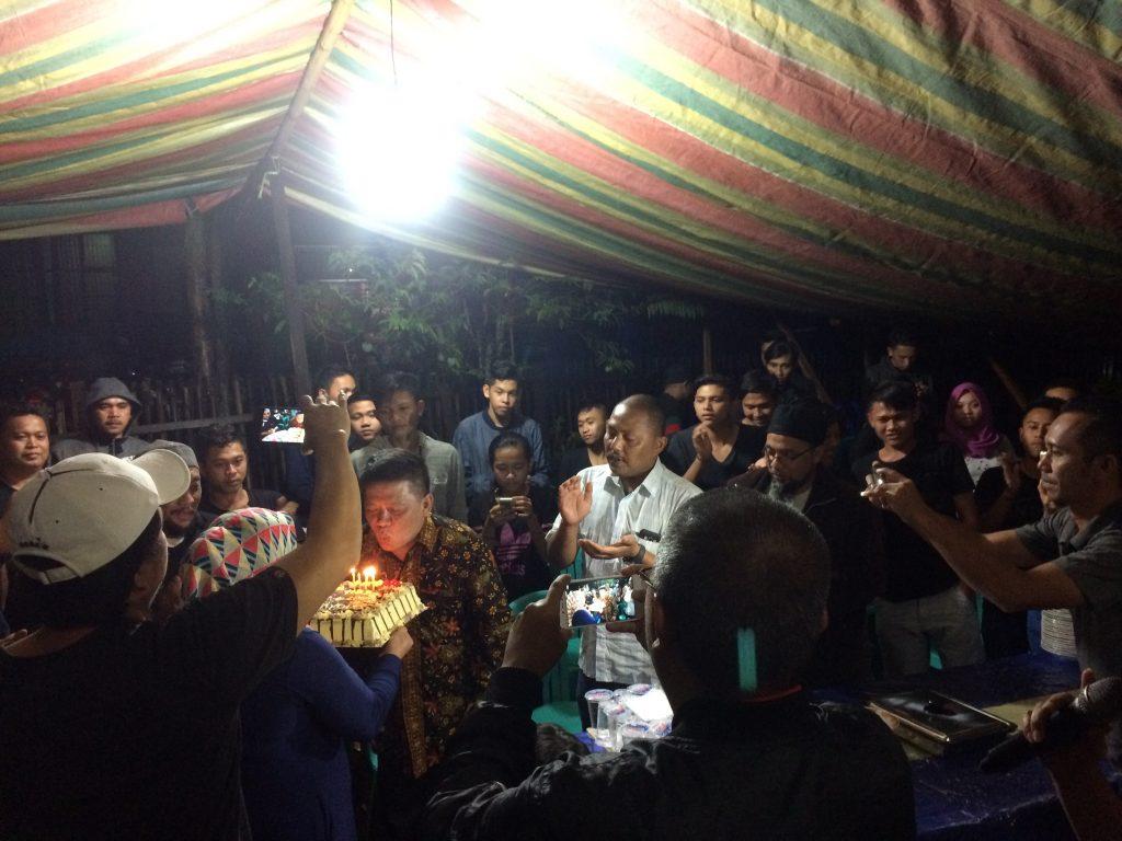 Nayodo Kukuhkan Teman Nayodo di Kotobangon Berita Politik