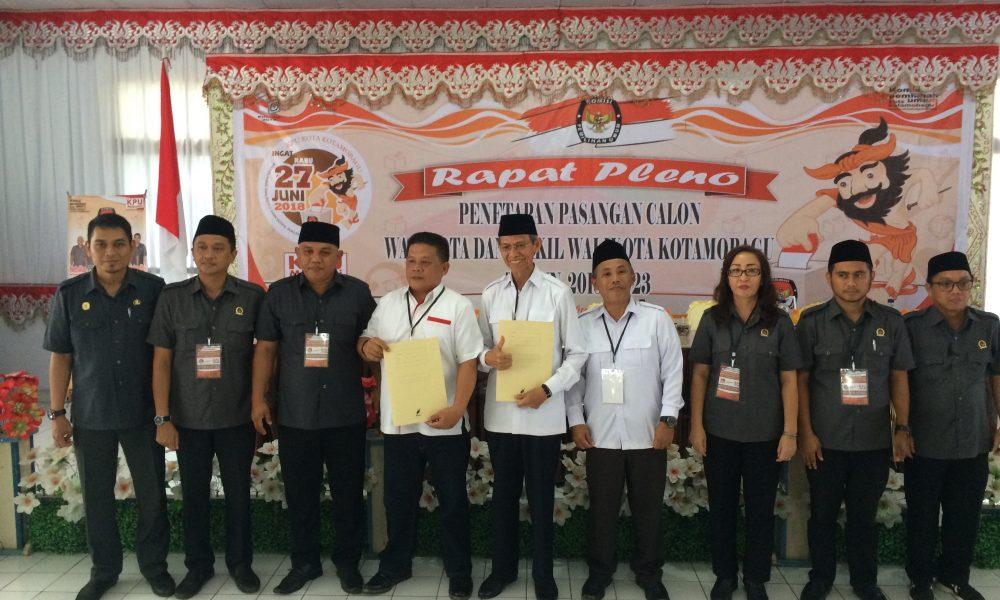 Politik  Verifikasi faktual Pengunduran Diri KPU Kotamobagu Komisioner
