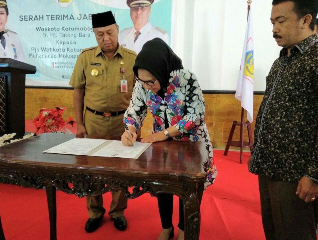 Tatong Mulai Cuti, Rudi Pjs Walikota sampai 23 Juni Berita Daerah Berita Kotamobagu
