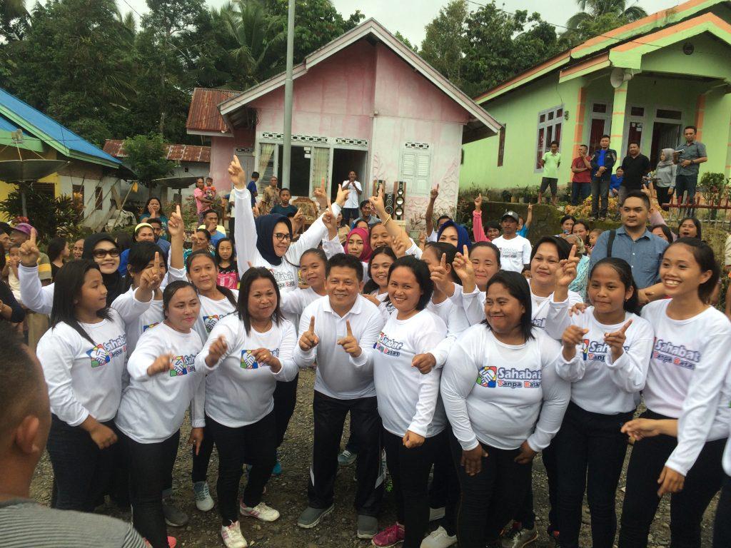 90 Persen Pemilih Sia' Dukung TBNK Berita Politik