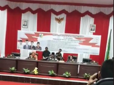 DPRD Kotamobagu Paripurnakan 10 Ranperda Advertorial